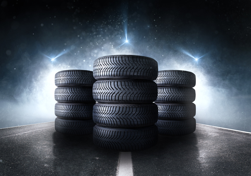 Motor Vehicle Tires